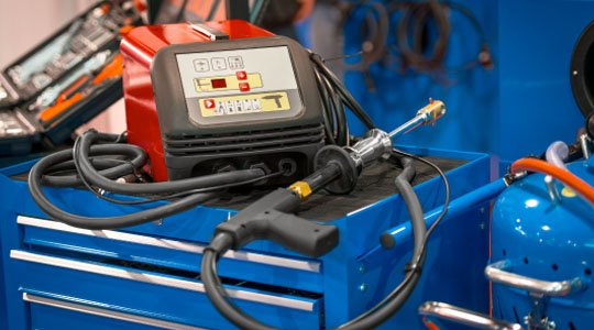 Welding Equipment Hire