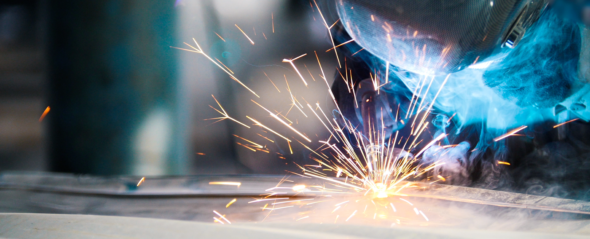 Providing expert welding services